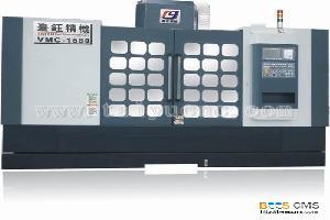VMC-1580 three-axis vertical machining hard track